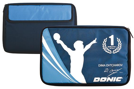 Donic-Schildkröt Tischtennis Schlägerhülle Ovtcharov