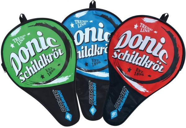 Donic-Schildkröt Tischtennis-Schlägerhülle Trendline