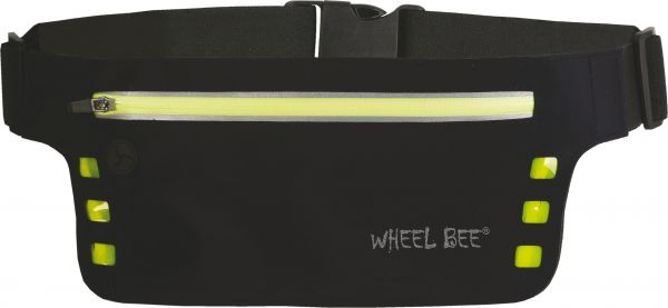 Wheel Bee Running Waistbag Night Runner LED-Light