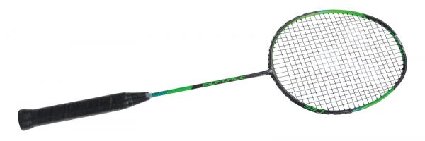 Badminton-Schläger ISOFORCE 511.7 C4, black-green