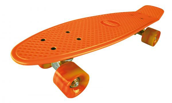 "Streetsurfing® Beach Board 22"" - Gnarly Sunset Orange"
