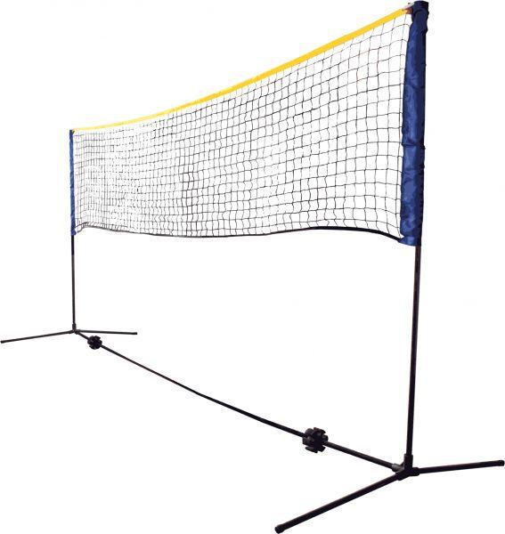 Netzgarnitur COMBI für verschiedene Sportarten - höhenverstellbar & freistehend