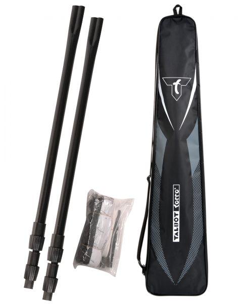 Badminton Netzgarnitur Teleskop