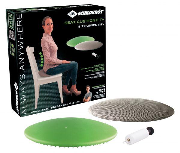 Seat Cushion Fit+, inkl. Bezug, Handpumpe und Übungsposter