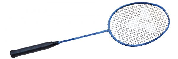 Badminton-Schläger ISOFORCE 411.8, blue-black