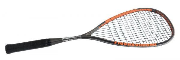 Squash-Schläger Y4000, anthracite-orange