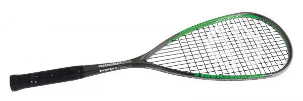 Squash-Schläger Y6000, anthracite-green,
