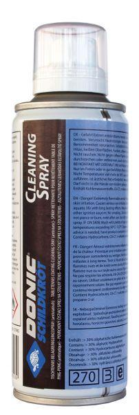 Donic-Schildkröt Tischtennis Sprayreinger in Aerosol-Dose - Inhalt: 200 ml