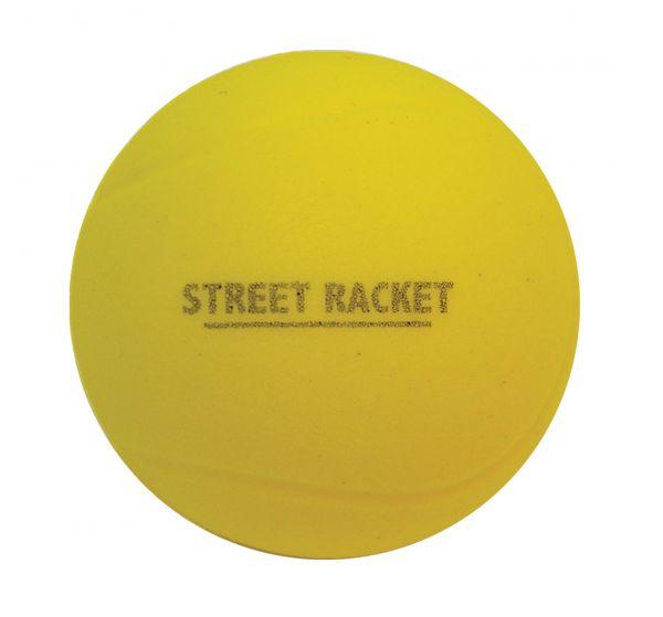 Street Racket Ersatz-Softball, 1 Stück (gelb)