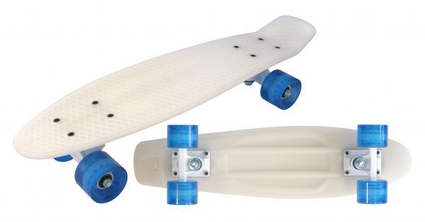 "Beach Board 22"" - Milky Blue"