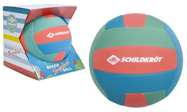 Schildkröt Neopren Beachball Tropical