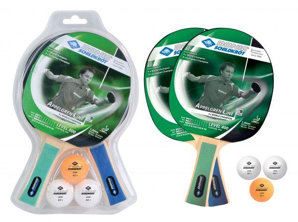 Donic-Schildkröt Tischtennis-Set Level 400