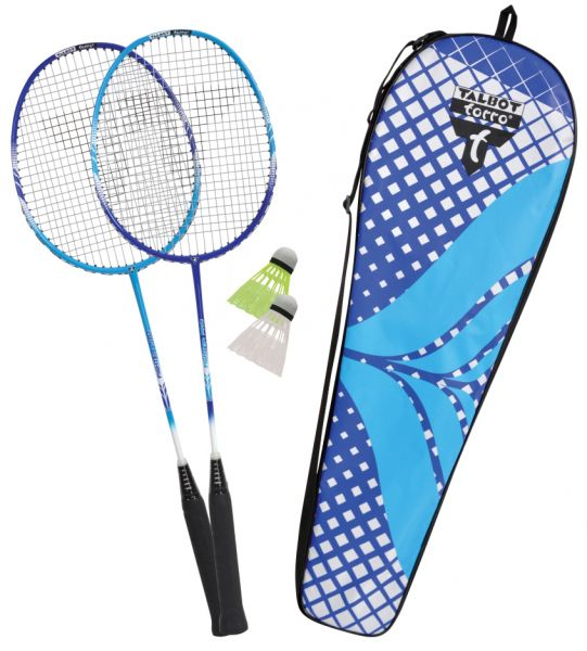 Talbot Torro Premium Badminton-Set 2-Fighter Pro